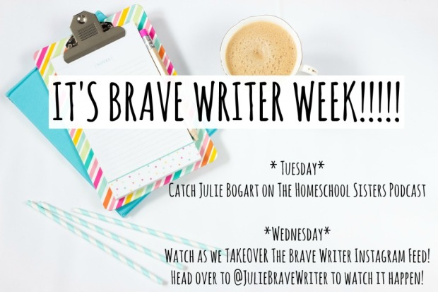 its-brave-writer-week
