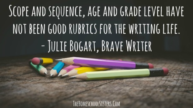 scope and sequence age and rubric have not been good rubrics for the writing life julie bogart.jpg